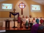 Kids' Praise and Cherub Choir